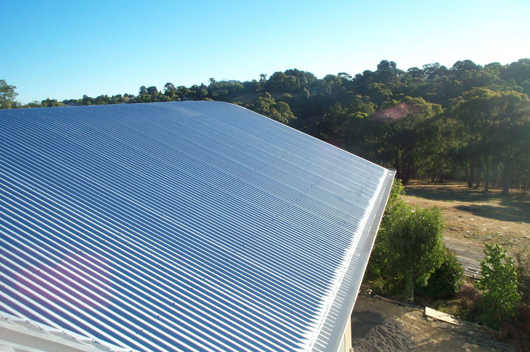 Appropriate Roof Surface Materials for Rain Harvesting Systems